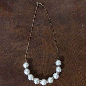 Imitation pearls